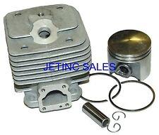 Cylinder Amp Piston Kit Nikasil Fits Stihl Ts 360 49mm