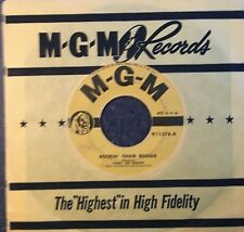 IVORY JOE HUNTER ~ Rockin Chair Blues ~ R&B/jump blues ~ MGM