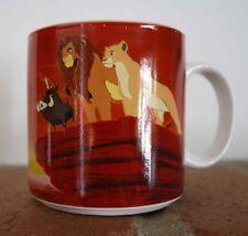 "WHO DOESN'T LOVE DISNEY'S ""LION KING""?  AWESOME LION KING COFFEE MUG 4 U!"