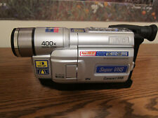 JVC GR-SXM730U Super CVHS Palm Sized Camcorder with LCD Monitor