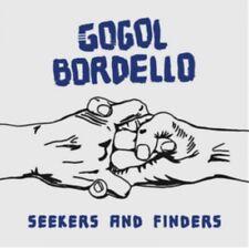 GOGOL BORDELLO - SEEKERS AND FINDERS - VINYL LP - ELP60