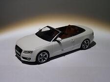 Audi A5 cabriolet phase 1  au 1/43 de Schuco