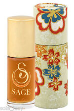 SAGE MACHADO AMBER Roll-on Perfume Essential Oil Fragrance 1/8 ounce NEW IN BOX