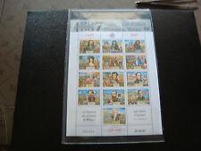 MONACO - timbre yvert et tellier n° 2112 a 2124 n** (Z10) stamp
