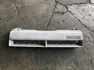 JDM Nissan Sunny B12 RZ1 Coupe Front grill 1989