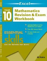 New Excel Essential Skills: Mathematics Revision & Exam Workbook Year 10 By AS K