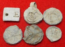 6 Lead Tokens and Seals