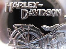 1.4-OZ.999 PURE SILVER BAR INGOT 1930 VL HARLEY DAVIDSON 90TH ANNIVERSARY + GOLD