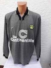 Borussia Dortmund Trikot Away 1997 Nike XL Shirt Jersey Langarm Continentale BVB
