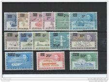 LOT : 082015/440A - ANTARCTIQUE BRITANNIQUE 1971 - YT N° 25/38 NEUF SANS CHARNIE