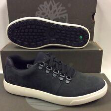 Timberland Ashwood Park Oxford Black Nubuck Mens Sneakers Shoes, UK 7.5 EU 41.5