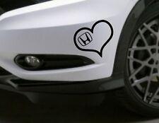 Honda Heart love JAP JDM /car vinyl/decal/sticker