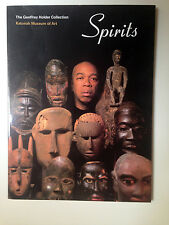 Spirits: The Geoffrey Holder Collection book African Mexican Hatian Folk Art