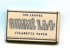 Vintage Package of CIGARETTE PAPERS Gomme La+   LLF unused