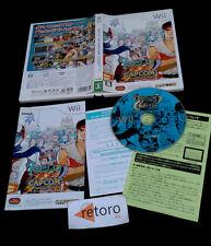 TATSUNOKO VS CAPCOM CROSS GENERATION OF HEROES Nintendo WII JAP