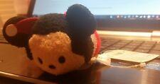 Disney Mickey Mouse Santa Tsum Tsum NWT