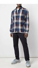 John Elliott Mens Sly Plaid Shirt. 5/XL. $428