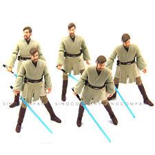 "Lot 5PCS Star Wars 2010 OBI-WAN KENOBI VC16 Vintage Collection 3.75"" Figure toy"