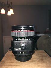 Canon 24mm TS-E L Series Lens (Tilt Shift Lens For Architecture And Landscape)
