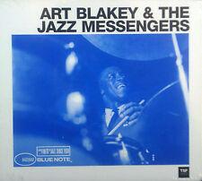 CD ART BLAKEY & THE JAZZ MENSAJEROS - same, Azul Notas / EMI