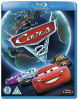 Cars 2 Blu-Ray (2011) NEW