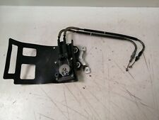 YAMAHA R6 2CO EXHAUST EXUP MOTOR & CABLES (D32)