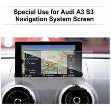 LFOTPP 2016-2017 Audi A3 S3 Tempered Glass Car Navigation Screen Protector