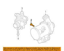 BMW OEM 07-13 328i 3.0L-L6-Water Pump Screw 11510392553
