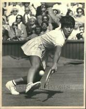 1967 Press Photo Rosemary Casals American Wimbledon - DFPC31545
