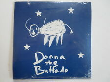 DONNA THE BUFFALO Radio Edits PROMO CD EP Live From The American Ballroom 2002