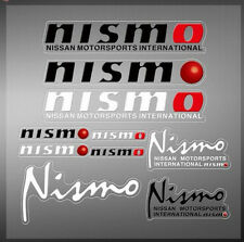 NISMO Decal Vinyl Car Stickers Automobiles Exterior DIY Scratch Sticker Deco
