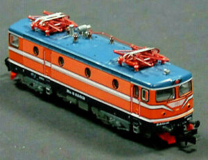 7365 Fleischmann Piccolo Vintage Electric Locomotive Class RC 2 SJ in Case UK