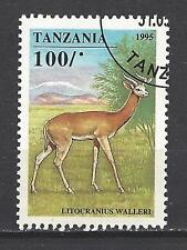 Tanzanie 1995 (1) Yvert n° 1832 oblitéré used