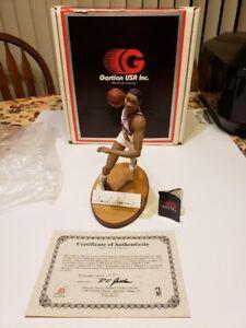 Isiah Thomas, Gartlan Signed COA Limited Edition Figurine
