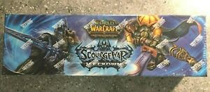 2010 World of Warcraft TCG Icecrown Epic Collection New Factory Sealed