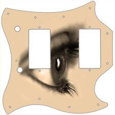 SG Standard Pickguard Custom Gibson Graphical Guitar Scratch Plate Eye Beige