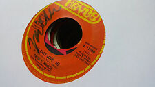 David T. Walker 45 My Baby Loves Me/Can I Change My Mind Revue Crossover Soul