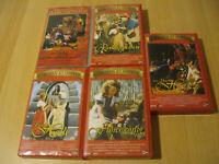 5 Mal VHS Video Kassette Märchen verschiedene DEFA Klassiker Frau Holle Tape