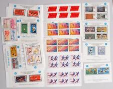 GERMANY 1979-80 OLYMPICS, XF Cpl. MNH** Booklets + Design Proof Sheets, Sport