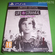 LIFE IS STRANGE BEFORE THE STORM NUEVO PRECINTADO PAL ESPAÑA PS4 LIMITADA