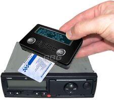 handlich klein: digifob 2 Version 2013 - Mobiles Auslesen der Fahrerkarte (DTCO)