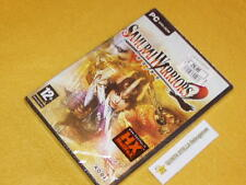 SAMURAI WARRIORS 2 x PC NUOVO SIGILLATO STUPENDO!