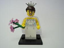 LEGO personaggio Sammelfigur serie 7 n. 4 SPOSA + VELO col243 Merce Nuova