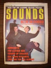 SOUNDS 1985 NOV 30 GRAND SLAM JOHN DOE HOUSE MARTINS