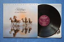 BOB SEGER & THE SILVER BULLET BAND / LP CAPITOL EAST 12041 / 1980 (GB )