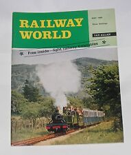 RAILWAY WORLD MAY 1969 - THE ROBINSON 2-8-0S/FRENCH SIGNALLING PRACTICE