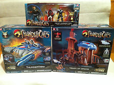 Thundercats Eye of Thundera Pack, Tower of Omens & Thundertank  Factory Sealed!