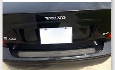 REAR BUMPER SURFACE SCUFF PROTECTOR COVER 2004 2012 04 12 VOLVO S40 SEDAN