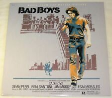 BAD BOYS - LP - SOUNDTRACK - SEAN PENN