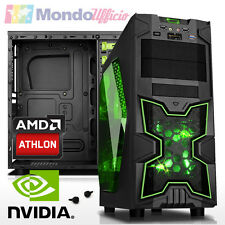 PC GAMING AMD Athlon X4 950 3,80 Ghz - Ram 8 GB - HD 1 TB - nVidia GTX 1050Ti